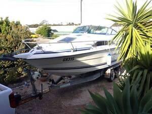 6.7m sea ray boat bed trailer Port Lincoln Port Lincoln Area Preview