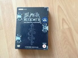 Black adder the complete collection limited edition