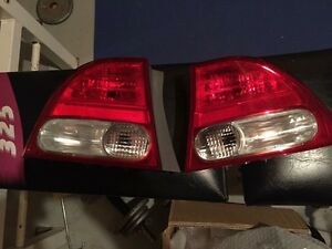 06-11 Honda Civic Sedan Tail lights
