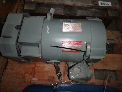 Reliance 15hp 17502300 Rpm Electric Motor