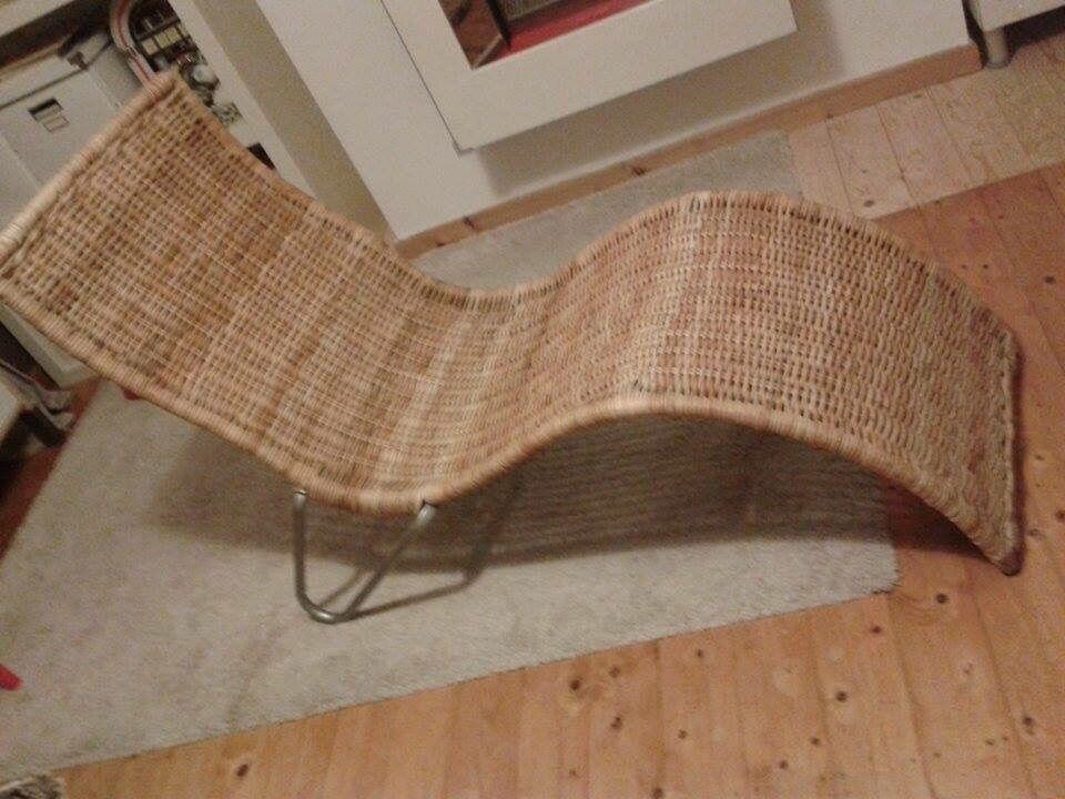 ikea wicker lounger in solihull west midlands gumtree. Black Bedroom Furniture Sets. Home Design Ideas