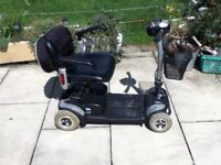 TGA ECLIPSE FITS IN BOOT MOBILITY SCOOTER