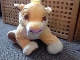 Large Simba From Lion King