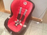 Group 1 car seats for 9mths to 4yrs(9kg - 18kg)all are checked,washed &cleaned-between £25-£45 each