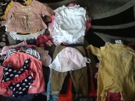 3-6 month old girl clothes
