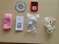 Mp 4 player with all accessories