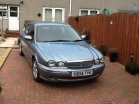 Jaguar X type diesel excellent condition all round very clean and smart full service history