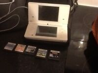 Nintendo ds an 5 games