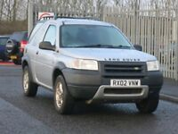LAND ROVER FREE LANDER 1.8L SERENGETI LIMITED EDITION 4X4 - MOT - FREE DELIVERY - P/X WELCOME