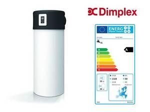 Dimplex Warmwasser-Wärmepumpe DHW 300+ 280 Liter integr. Regelung Wärmetauscher