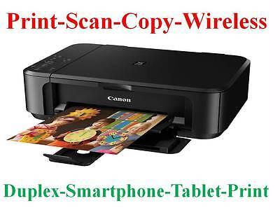 NEW Canon Pixma MG3520 (6820) All-In-One Printer-Wireless-AirPrint-duplex print
