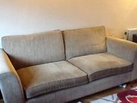Marks and Spencer's large 3 seater sofa