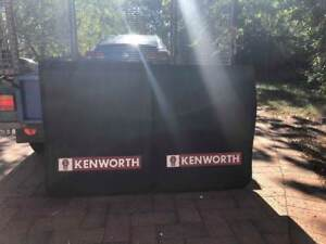 Kenworth Truck Mud Flaps Canberra City North Canberra Preview