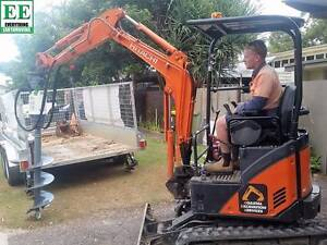 EarthPro Auger Drive Contractor Packages FREE Auger offer Carindale Brisbane South East Preview