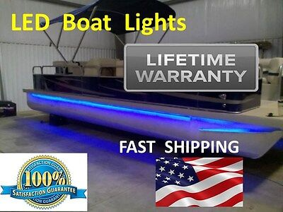 UNIVERSAL -- Multi-Purpose LED Boat LED Lighting - 12volt 12v DC - strip lights