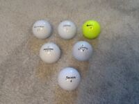 Top quality golf balls, premier balls for example 3 pro v for £5 others 10 for £5