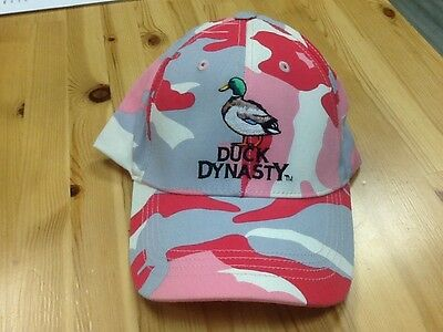 Duck Dynasty Pink Camo Girls Hat!  A&E TV Show Shop Merchandise NWOT! - Duck Dynasty Shop