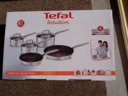 New Induction pots and pans for sale