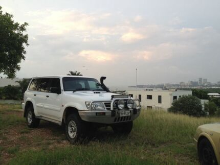 2003 Nissan Patrol Wagon Salter Point South Perth Area Preview