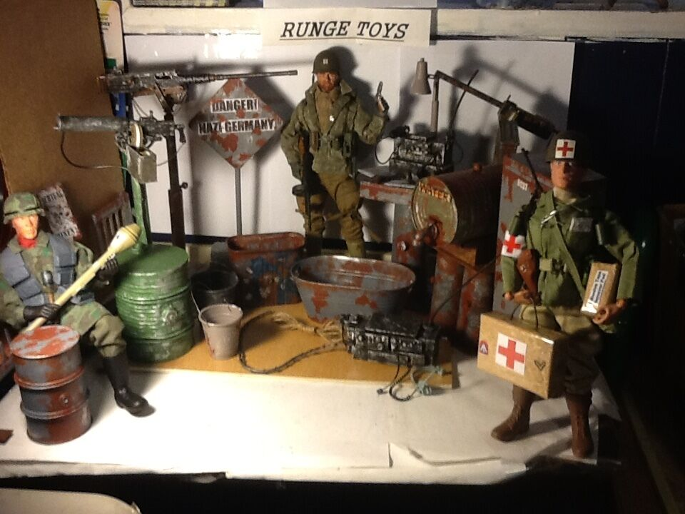Runge's Custom Collectibles
