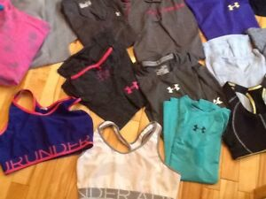 Under armour young girl