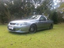 FORD FALCON XR6 UTE Chandler Brisbane South East Preview
