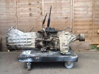 Gearbox for Nissan Navara 2002 4x4 works fine Other parts available
