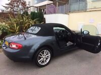 Good Condition Mazda MX5 SE, 2009, 32500 miles only, 1 lady owner
