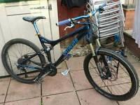 Specialized Stump-Jumper FSR Comp Mountain/Downhill Bike 2007