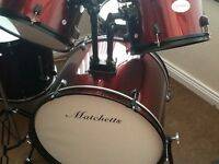 Matchetts Drum Kit