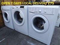 £79 Washing machines Local Delivery £10 cashback & 3 Month Gtee Birmingham GREAT BARR M6 JUNC 7