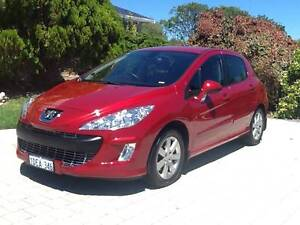 2009 Peugeot 308 Hatchback XSE HDi Halls Head Mandurah Area Preview
