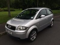 Audi A2, 11 Months MOT, 4 new tires. Great fuel economy
