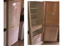 LG MULTI AIR FLOW FRIDGE FREEZER NO FROST 67.5 INCHES HIGH X 23.5 INCHES WIDE DETAILS BELOW