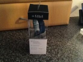 Brand new Blue Fitbit