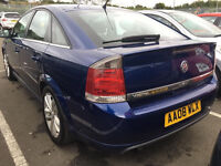 2008 08 VAUXHALL VECTRA 1.8 SRI MOT 06/17 (CHEAPER PART EX WELCOME)