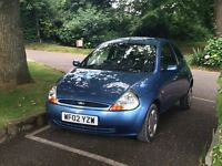 Ford KA 1.3 Collection - Great first car, 9 months MOT, low mileage, cheap tax