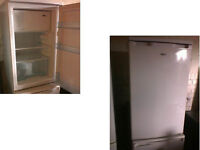 PLEASE RING OR TEXT FIRST Lec under counter fridge with small freezer box Good working order