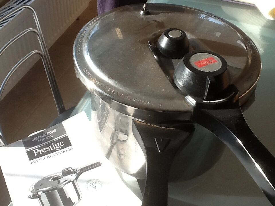 Prestige Pressure Cooker Model 6189 In Romsey