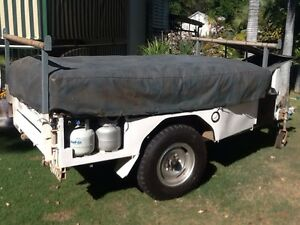 'Super' Camper Trailer The Cape Charters Towers Area Preview