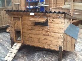 Hen house,hen ark
