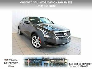 2016 Cadillac ATS SEDAN AWD LUXURY ,TURBO, TOIT OUVRANT