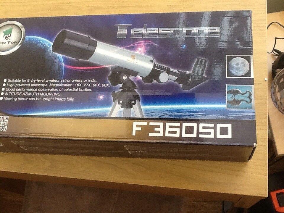 Telescope F36050 Geertop brand new