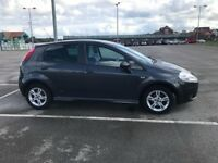FIAT GRANDE PUNTO 1.4 DYNAMIC SPORT 8V DUALOGIC(AUTOMATIC) 2008 COME AND HAVE IT !!!