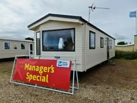 ATLAS FLORIDA HOLIDAY HOME - LOCATED AT SILVER SANDS HOLIDAY PARK LOSSIEMOUTH (STATIC CARAVAN)