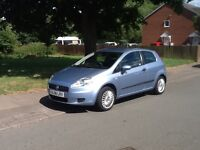 Fiat Punto Grande 1.2 cheap insurance, great reliable runner, looked after, great 1st car
