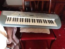 Electic keyboard