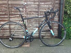 Genesis Volare stainless steel road bike 56cm