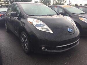 2013 Nissan Leaf CAMÉRA 360/CUIR/100% ÉLECTRIQUE/BLUETOOTH