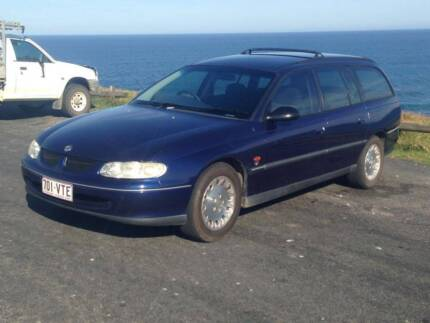1999 Holden Commodore Wagon Woolgoolga Coffs Harbour Area Preview